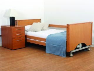 Sierra Low Entry Nursing Bed