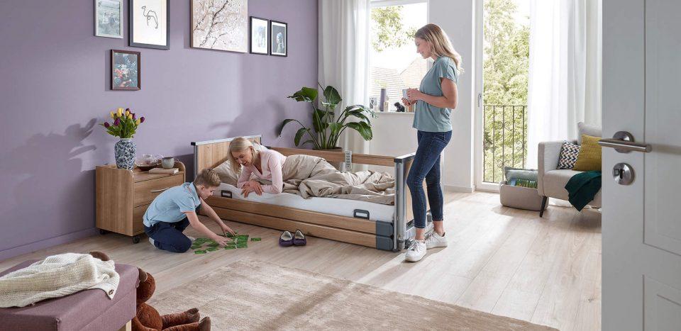 Lenus Bed